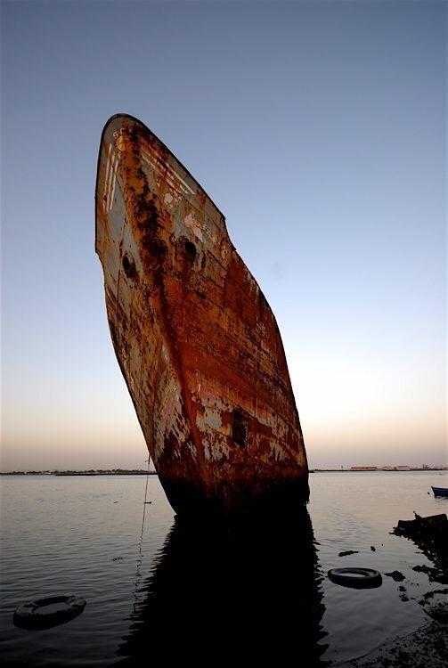 И совместное творчество людей и природы жизнь, интересное, корабли, красивые фото, красота, судно