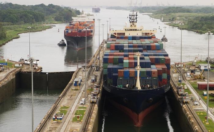 Чет узковато, или проход через Панамский канал. техника, Панамский канал, длиннопост