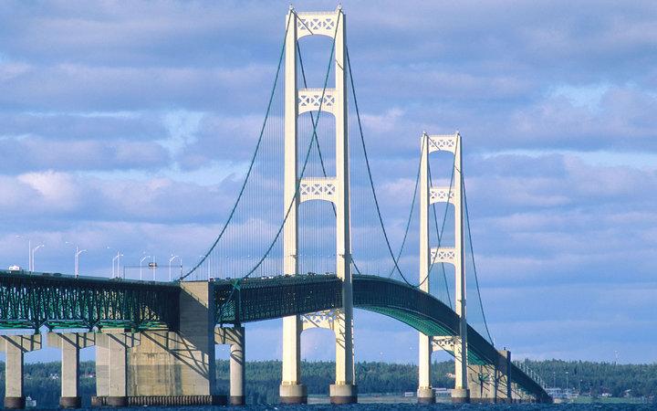 Самые страшные мосты в мире