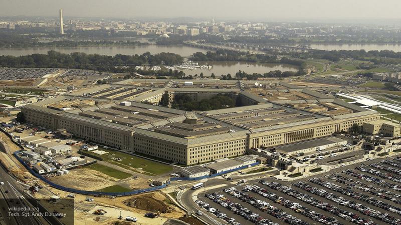 Пентагон опроверг сообщения о расширении военного присутствия в САР