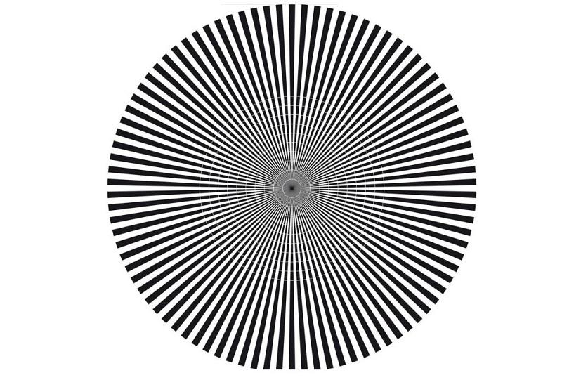 Тест на астигматизм по картинкам
