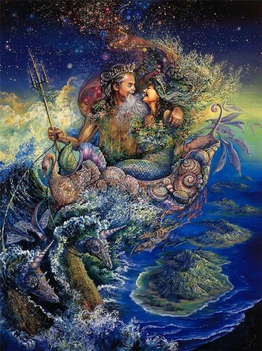 мистическая картина мира кратко это свидетельствует