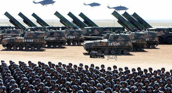 Китай захватит Россию за пару дней. новости,события