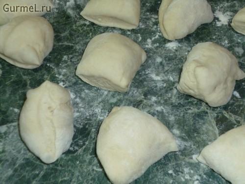 Чудо-тесто на кефире для жарки на сковороде. Беляши, пирожки, лепешки с пылу, с жару!