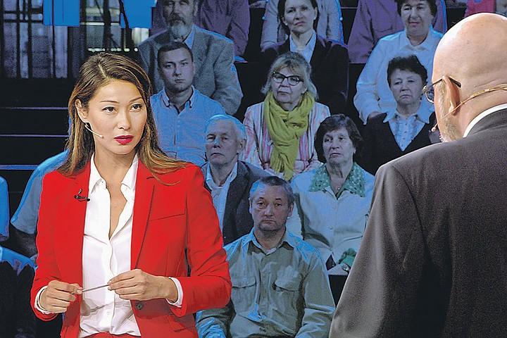 Модератор ток-шоу «Большая игра» Марина Ким: Из-за политики я рассорилась со всей семьей