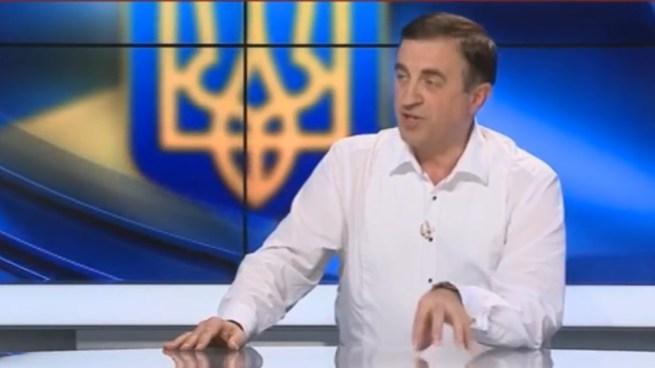 ЧП в украинских СМИ. В эфир …
