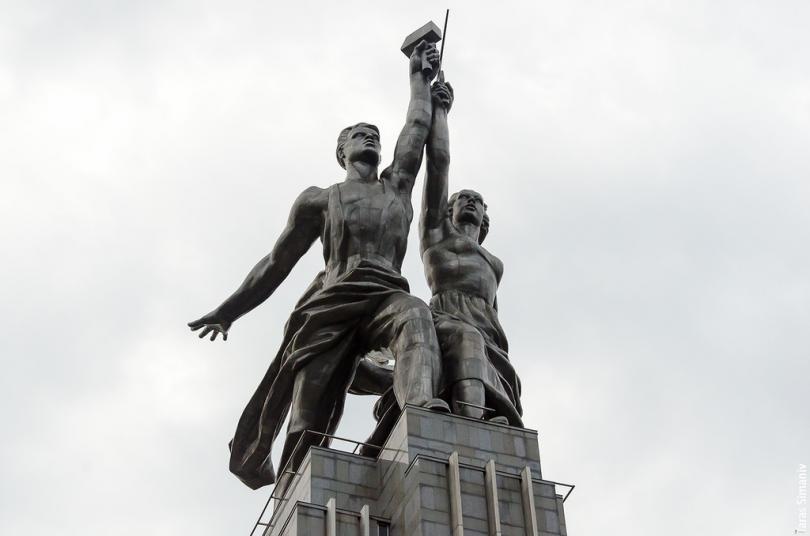 Колосс Советский
