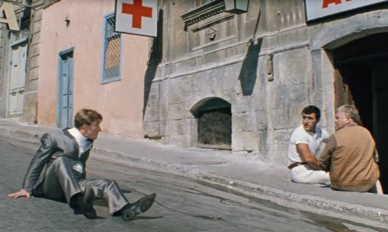 Вот как в СССР снимали в кино заграницу