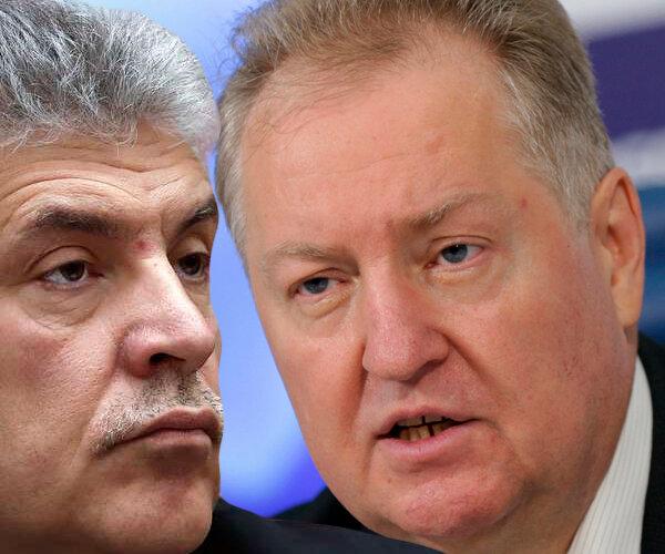Сергей Обухов: если бы Россияне выбрали Грудинина, никакой пенсионной реформы бы не было