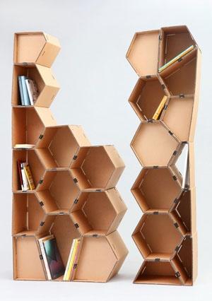 Cardboard furniture making class. Cool gift!