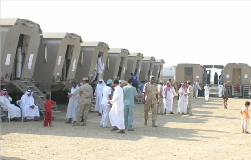 Необычный военный грузовик из Саудовской Аравии, о котором мало кто знает автомобили