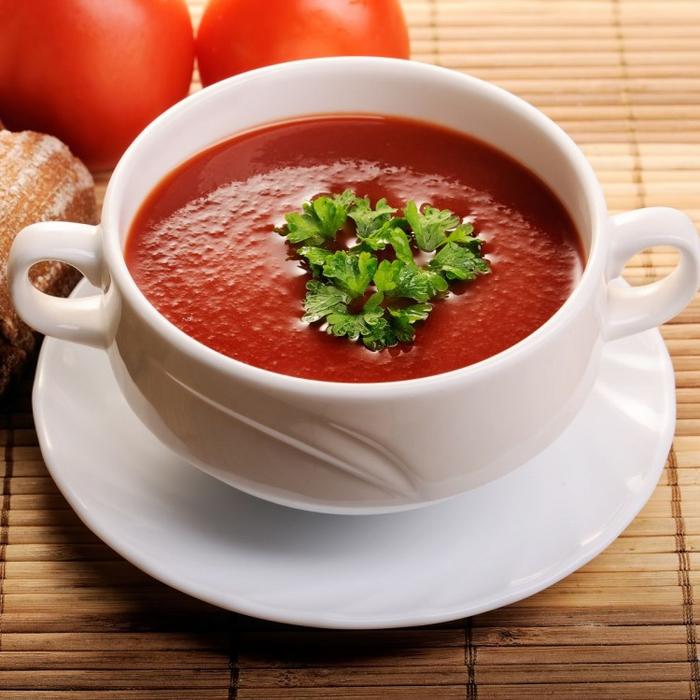 ДЕНЬ ПЕРВОГО БЛЮДА. Томатный суп - шесть рецептов