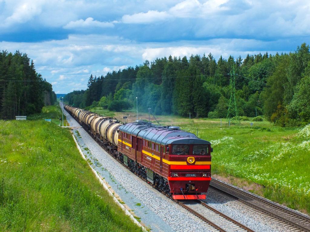 Утопающая в кризисе железная дорога Латвии пытается выжить за счет других
