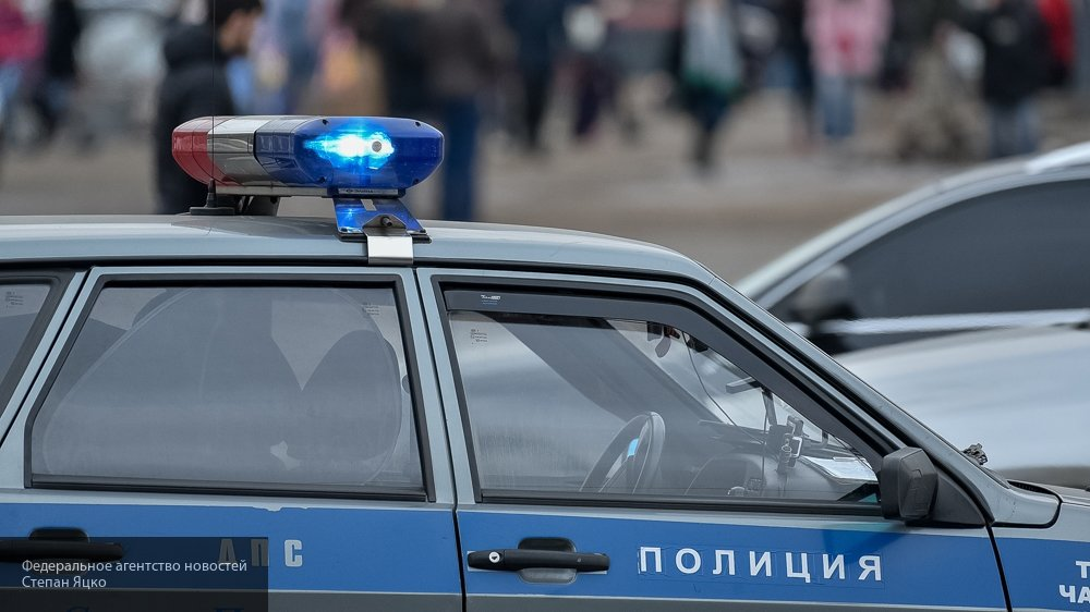В Рязани 17-летний подросток на автомобиле «ВАЗ-2107» протаранил столб