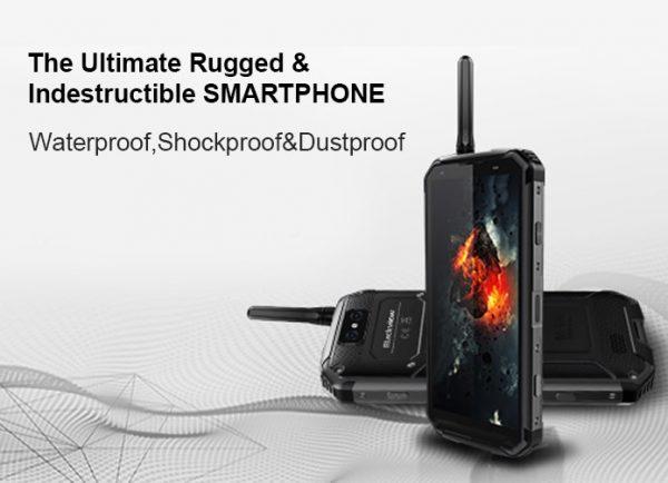 Blackview 9500 — неубиваемый смартфон за 400 долларов