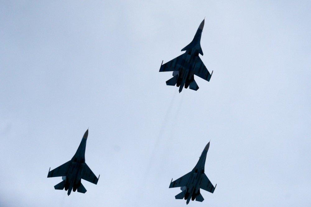 Под Житомиром разбился Су-27 украинских ВВС