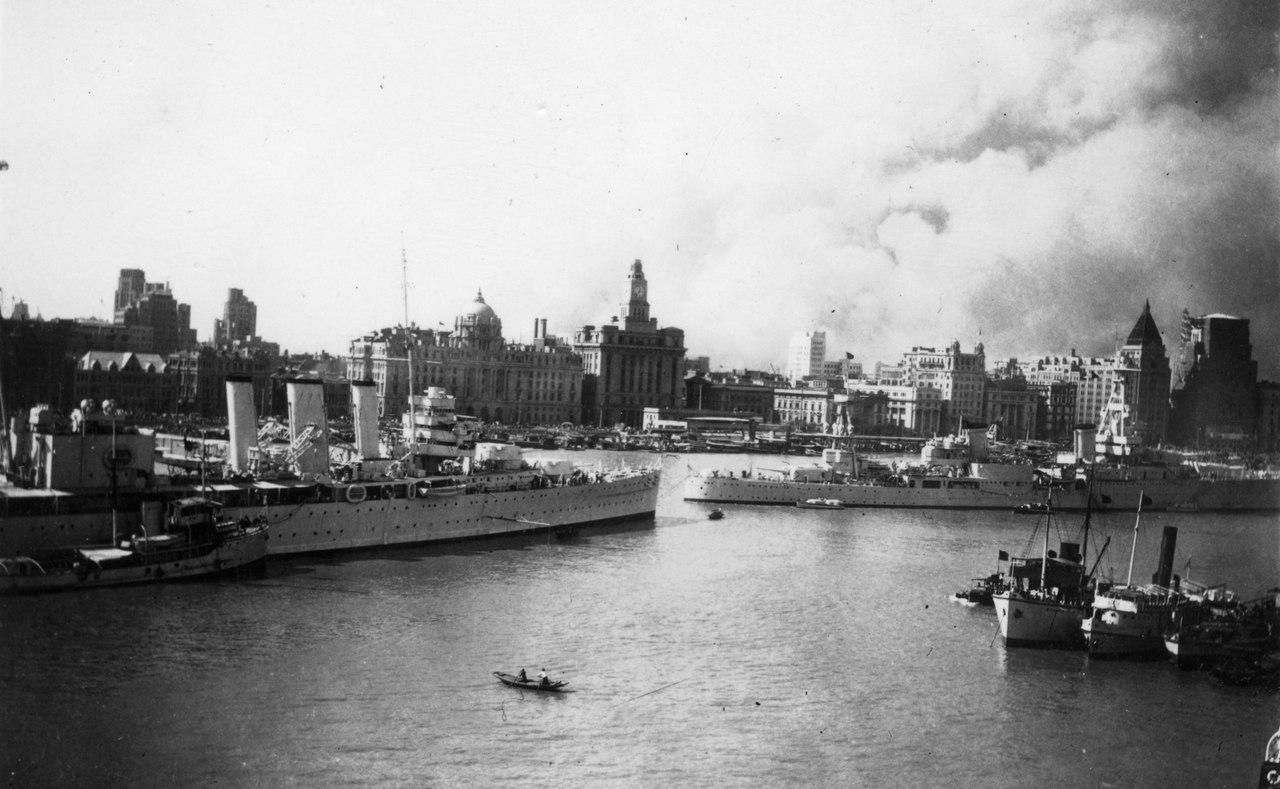 Битва за Шанхай 1937