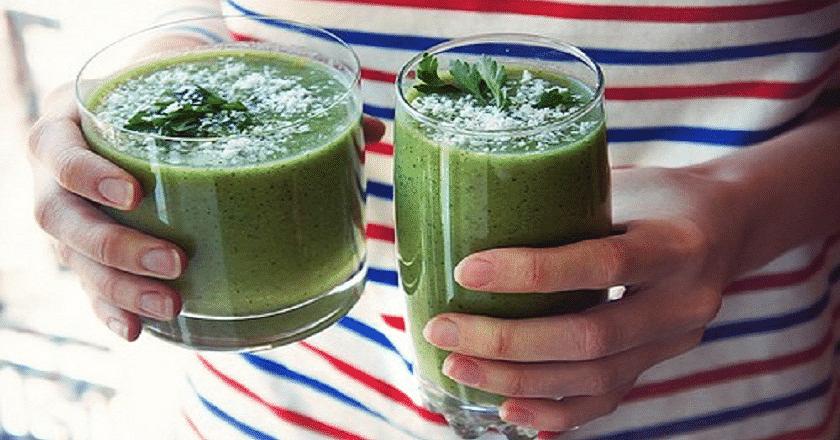 Если заменить этим напитком завтрак, живот и бока исчезнут на 4-й день!