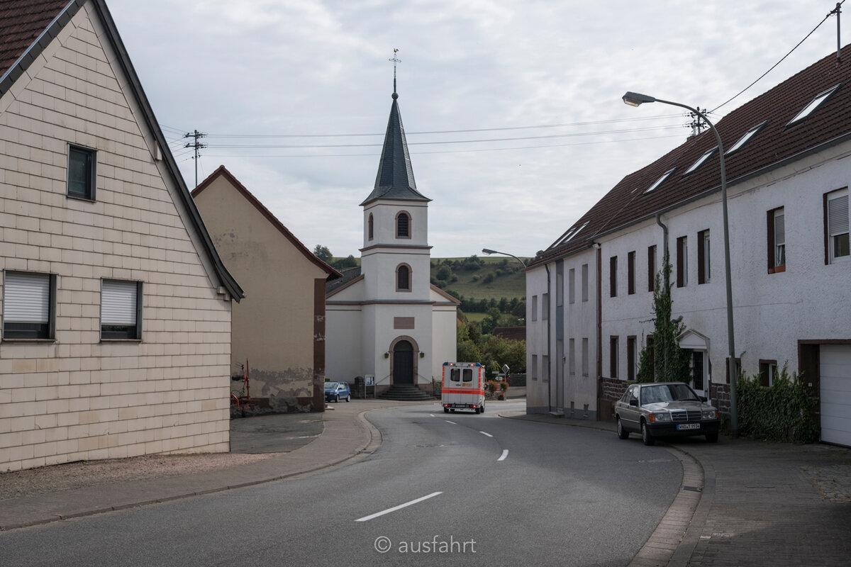 Как выглядит немецкая деревня с населением в 500 человек