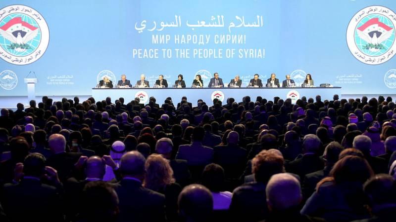 Сирийской «оппозиции» диалог не по душе