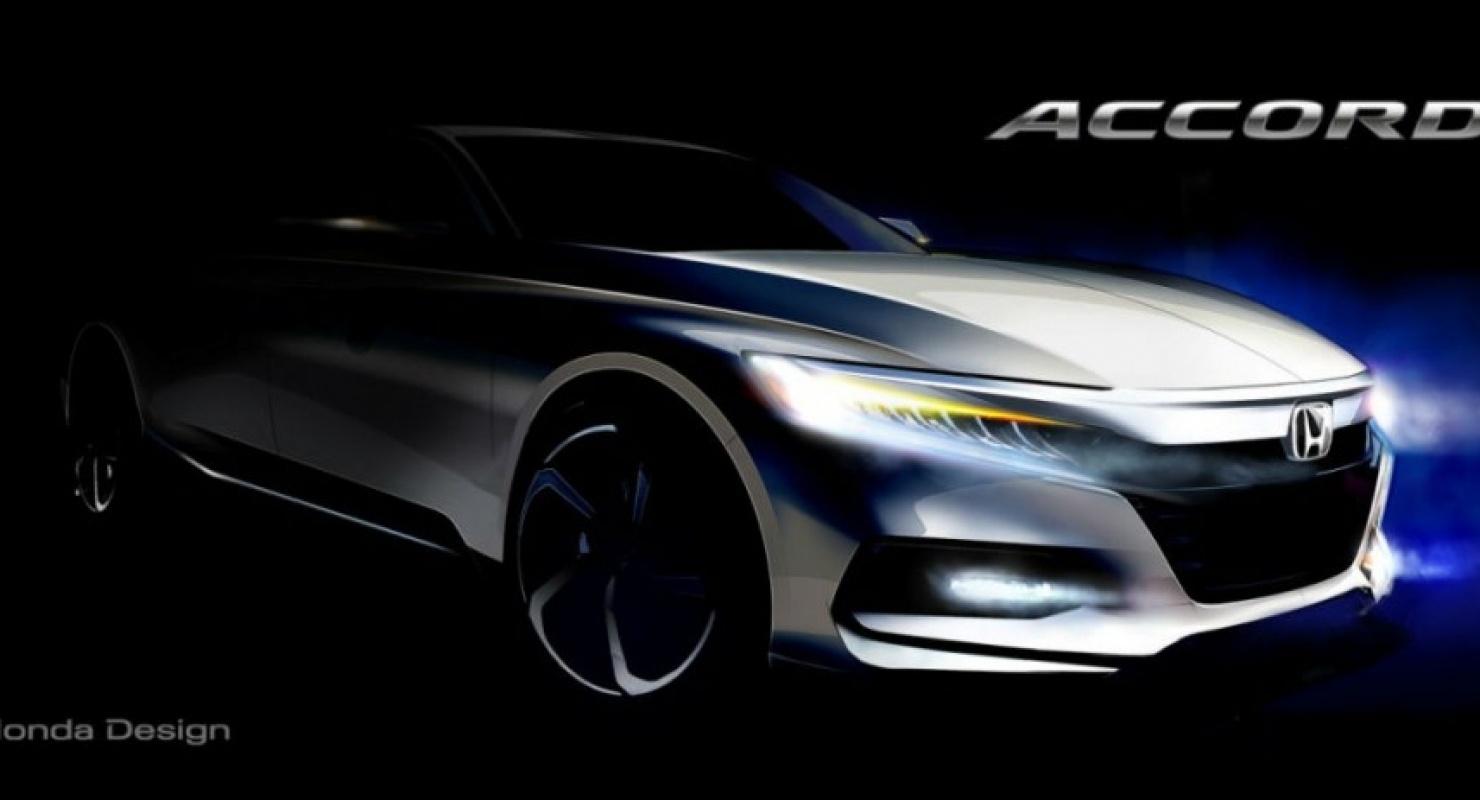 В Британии продают редкую Honda Accord Euro R для японского рынка Автомобили