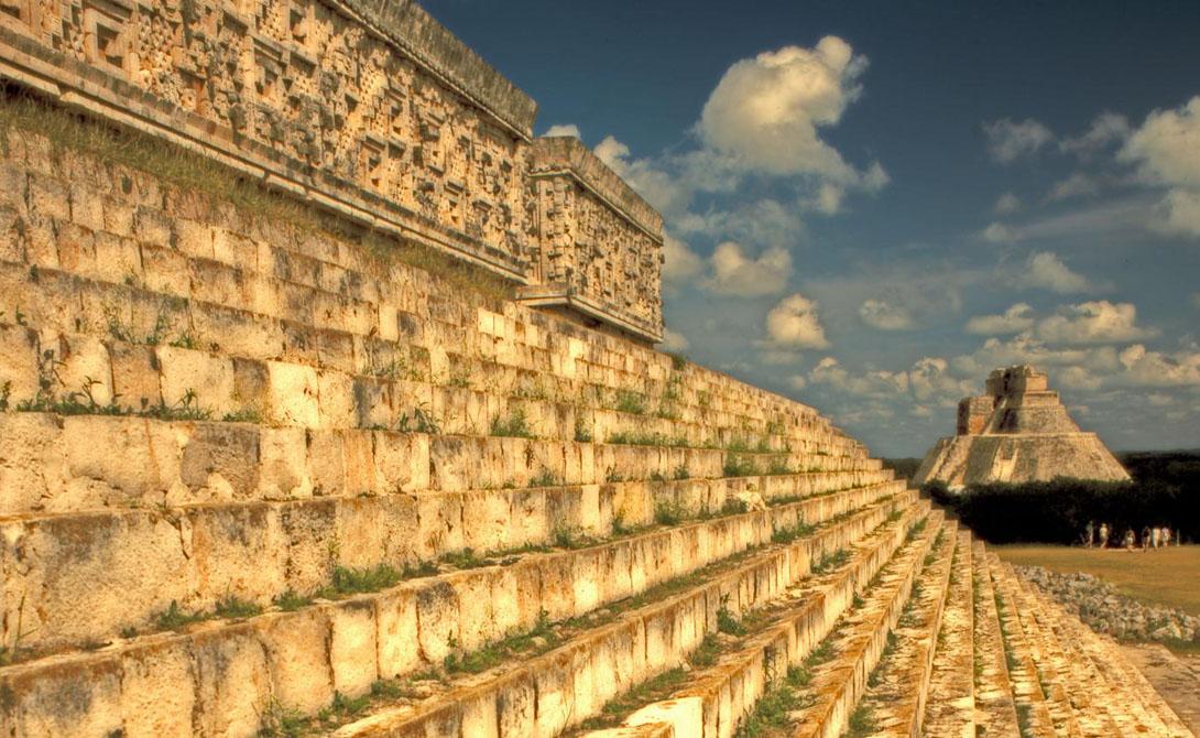 Куда пропала цивилизация майя археология,загадка,инквизиция,Испания,конкистадоры,майя,мистика,Пространство,цивилизация