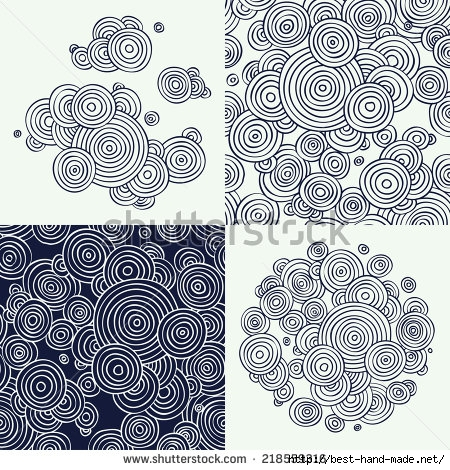 stock-vector-vector-flat-line-abstract-hand-drawn-circles-design-zentangle-elements-and-seamless-patterns-set-218559316 (450x470, 260Kb)