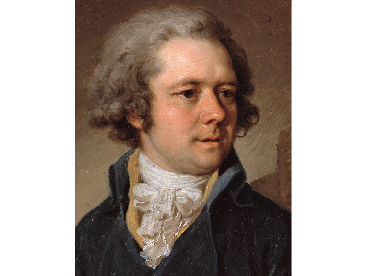 Адам Адамович Менелас (1756?-1831) Adam Menelaws