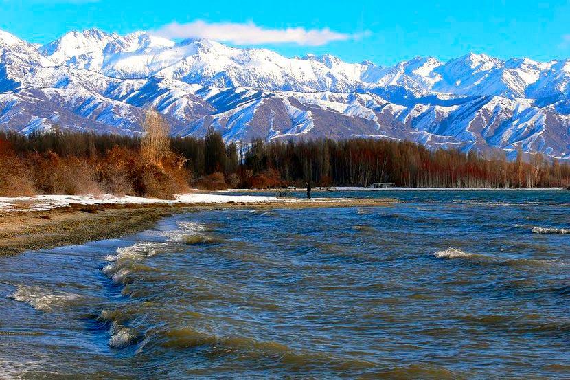 Дешево, колоритно, с душой, или Путешествие в Киргизию автотуризм