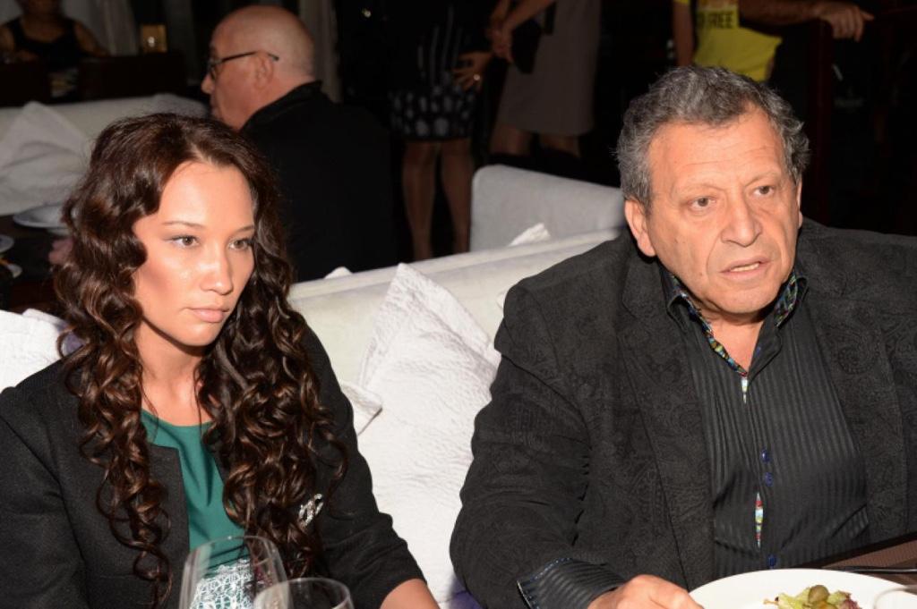 грачевский с новой женой фото лишь
