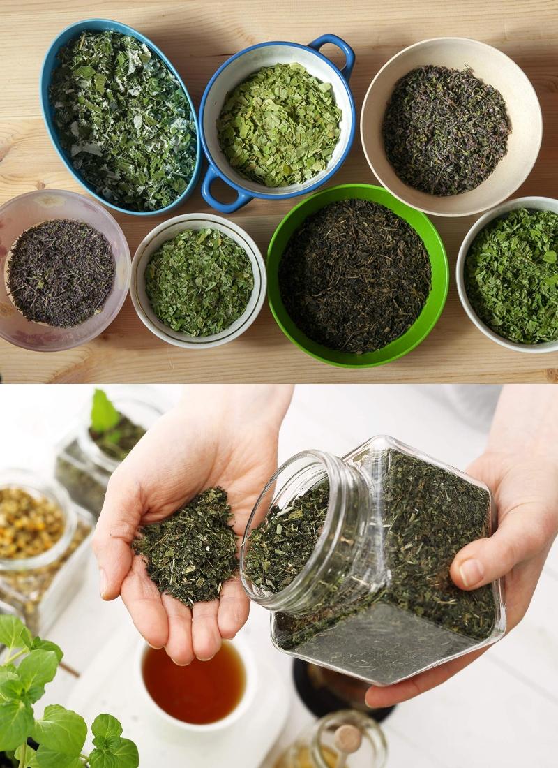 как приготовить в домашних условиях чай