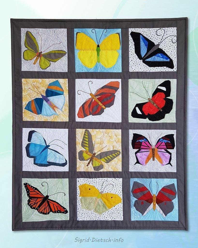 Бабочки вдохновляют!