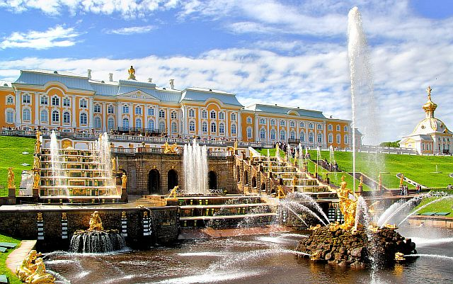 Красивейшие места России по мнению иностранцев