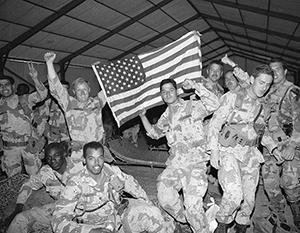 Ðмериканцы любÑÑ' Ñвою армию - вот только Ð°Ñ€Ð¼Ð¸Ñ Ð½Ðµ вÑегда отвечает им взаимноÑтью
