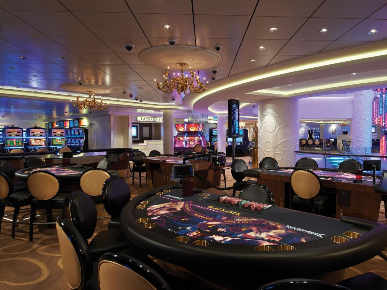 кассир казино на круизный лайнер