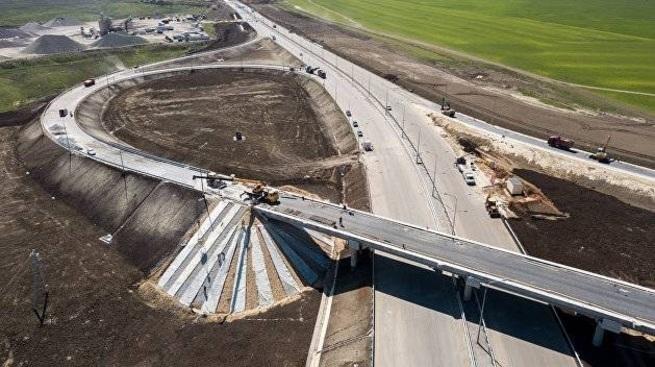 Суперпейв для Крымского моста: впервые в России использована передовая технология