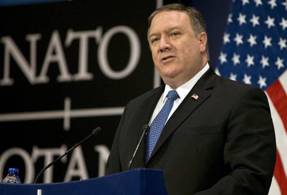 Майк Помпео как «плохой коп» в диалоге с русскими: США оценили действия России на Украине и в Сирии как «бесполезные»