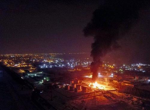 В Липецке более сотни пожарн…