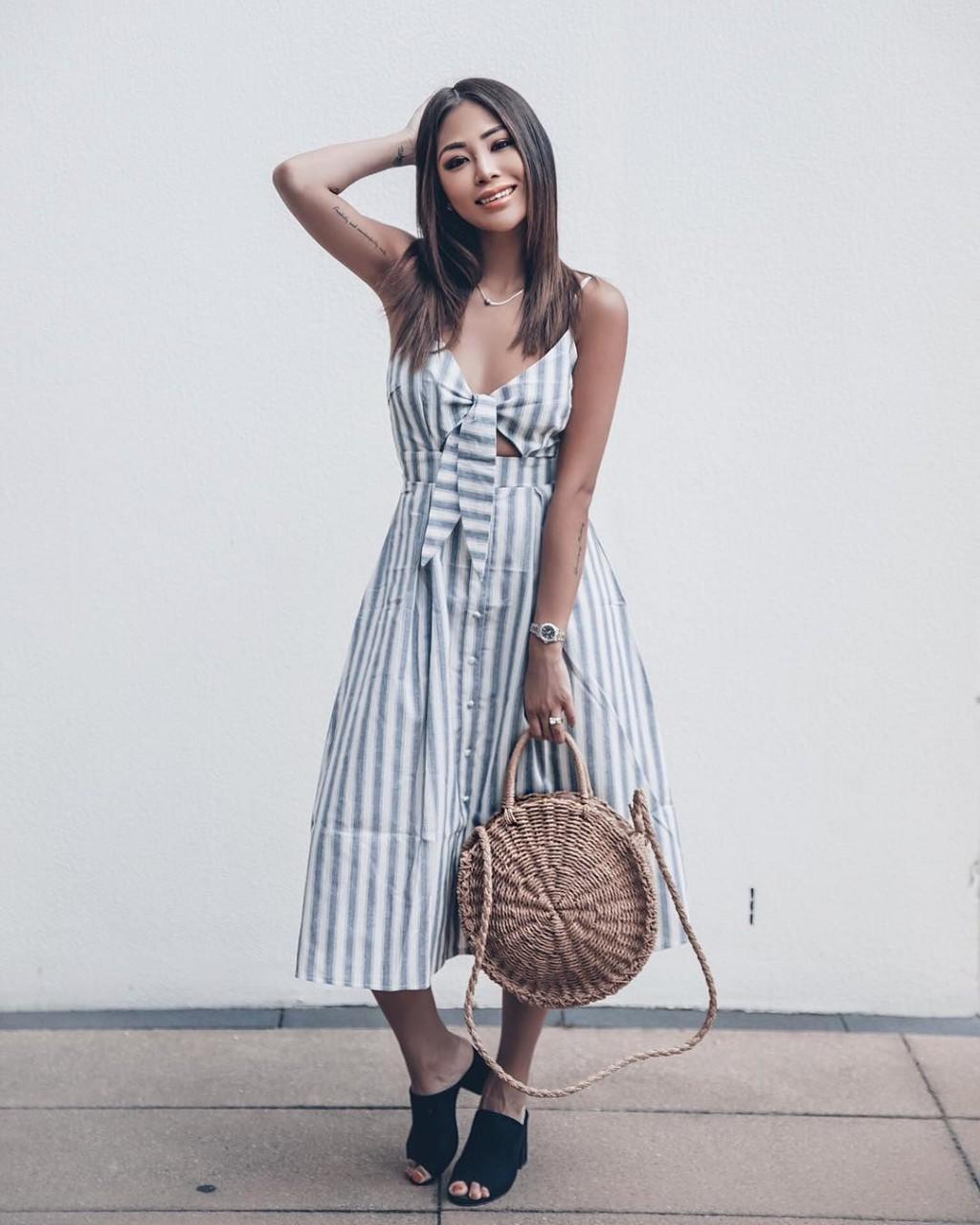 Мода весна-лето 2018 тенденции фото на каждый день