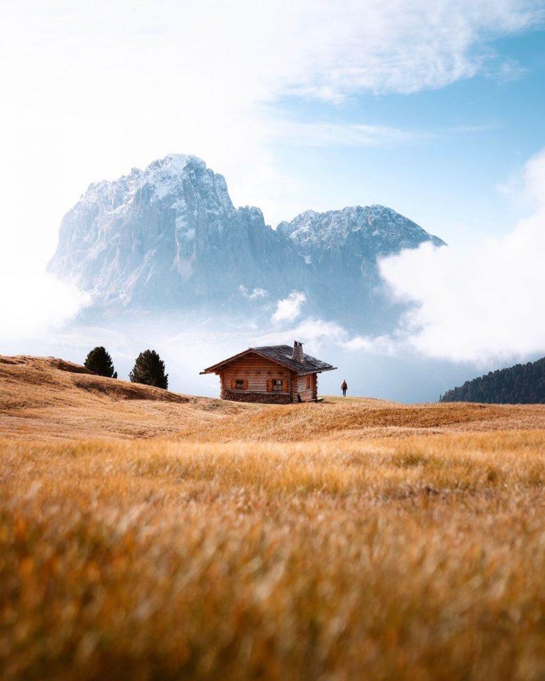 Фотопейзажи из путешествий Мэттью Ханела пейзажи,природа,тревел-фото