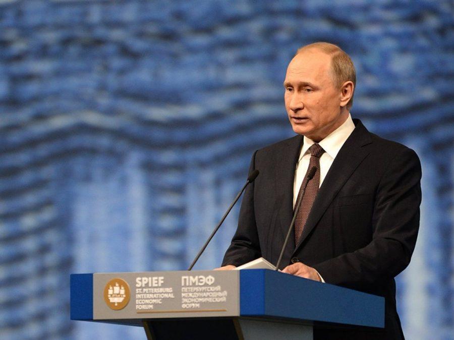 Путин поставил на место Евросоюз