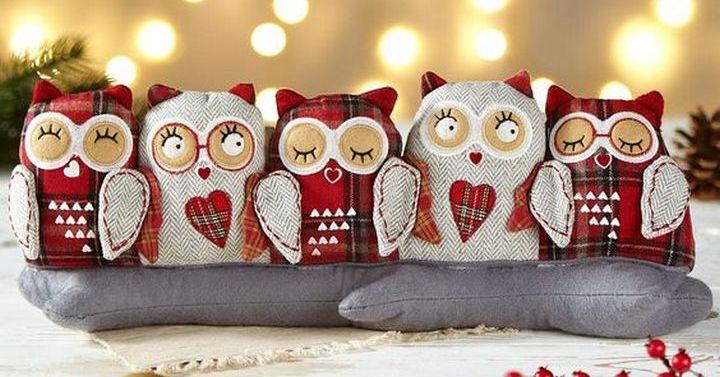 Милые подушки против сквозняков: сделайте свой дом уютным и теплым
