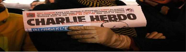 Charlie Hebdo опубликовал карикатуру, посвященную выборам президента России