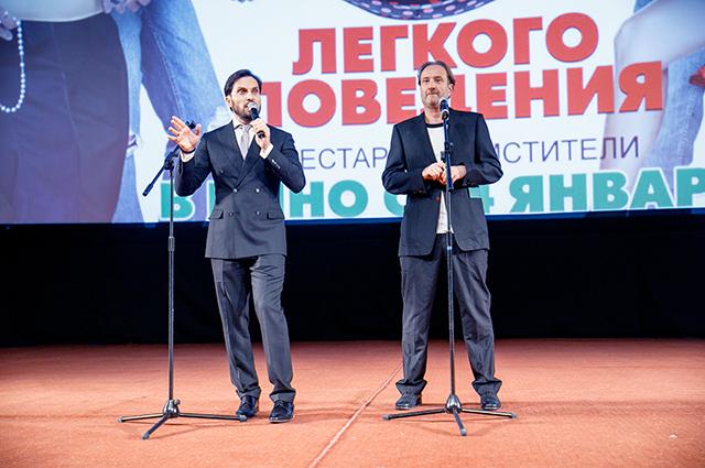 Лорак, Киркоров, Кожевникова, Бондарчук и другие на показе фильма