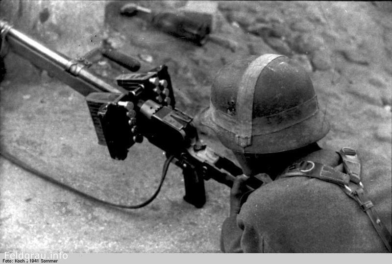 Противотанковое ружье Panzerbüchse 38 история, ретро, фото
