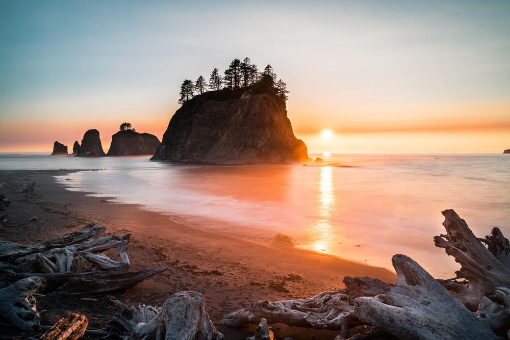 пожелание доброго утра на фоне морского пейзажа рос развивался всех