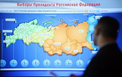 ЦИК обнародовал свежие данные по явке на выборах