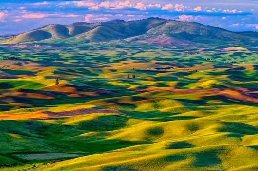 Удивительные природные пейзажи