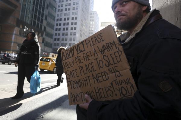 Американцы беднее, чем мы думаем