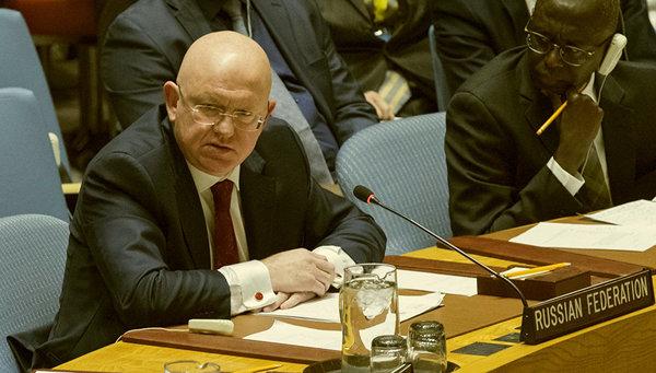 Постпред России при ООН разорвал в клочья обвинения Британии: «ультиматум Лондона для нас – просто НИЧТОЖЕН»